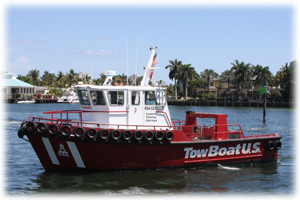 TowBoatU.S. Fort Lauderdale - Launch Services